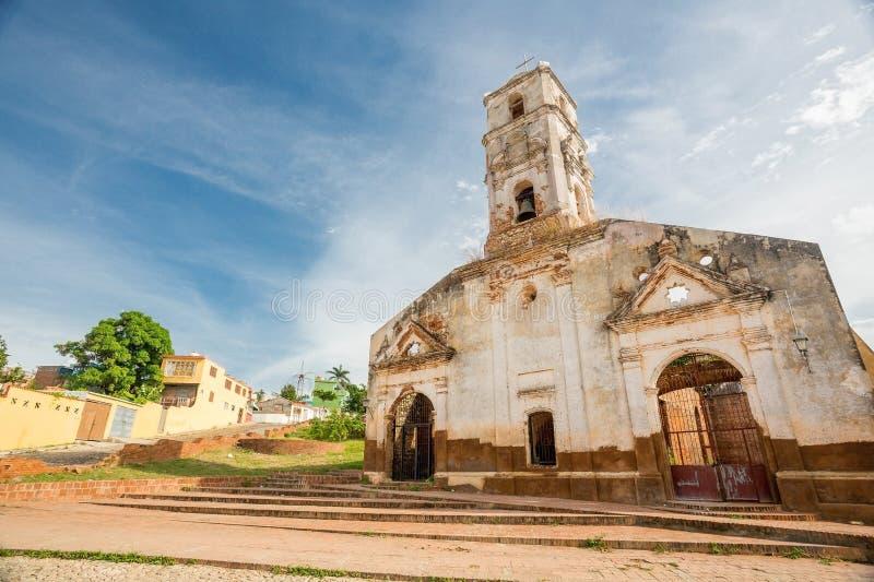 ?glise de Santa Ana, Trinidad, Cuba photos stock