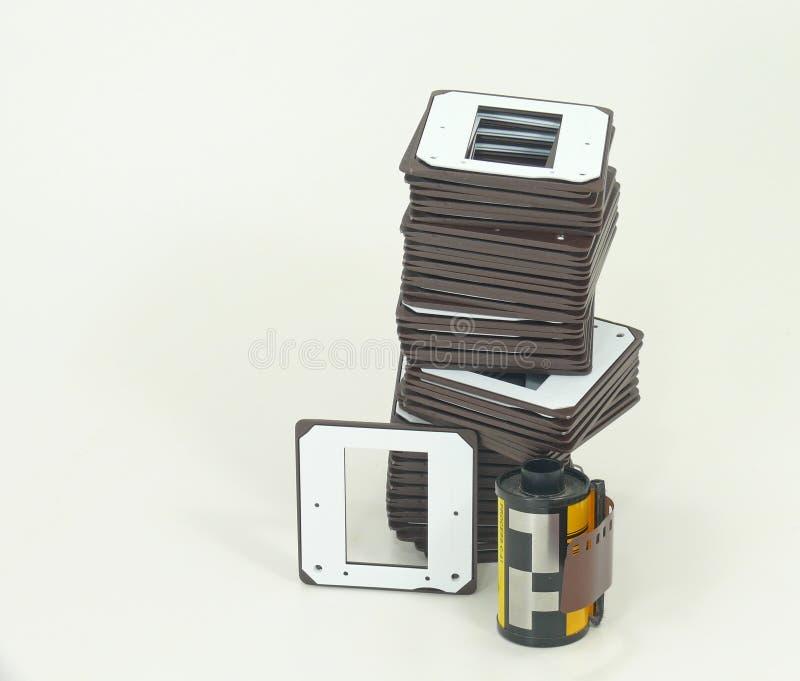 Glissières, technique de photo images libres de droits