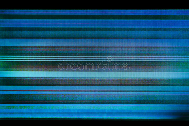 Glitch background of broken LCD display royalty free stock photos