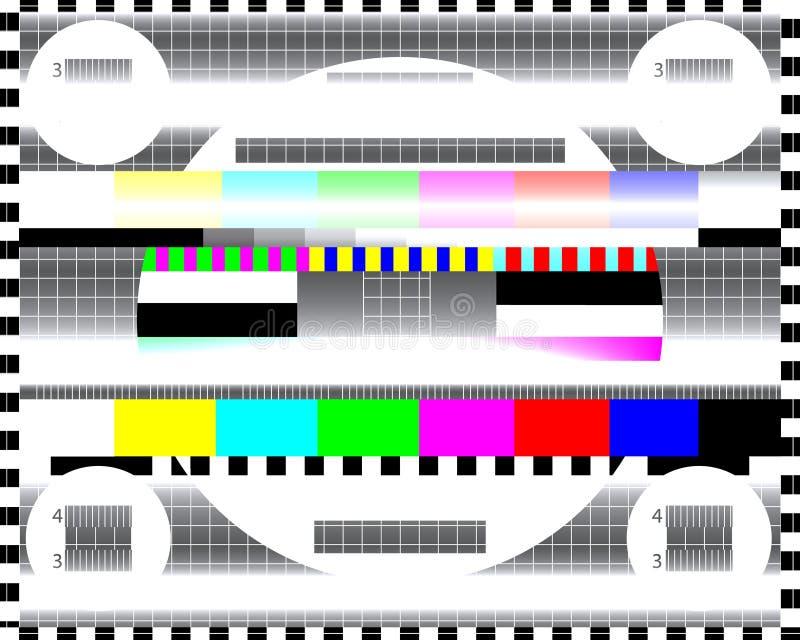 Glitched sottrae il fondo di vettore fatto del mosai variopinto del pixel immagine stock