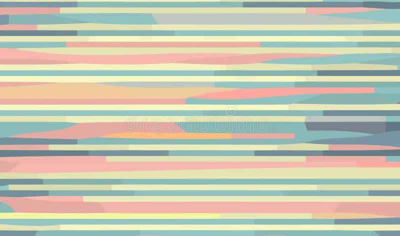 Glitchy rayó textura libre illustration