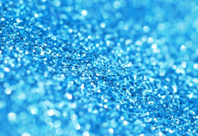 Glitter Abstract Stock Photo