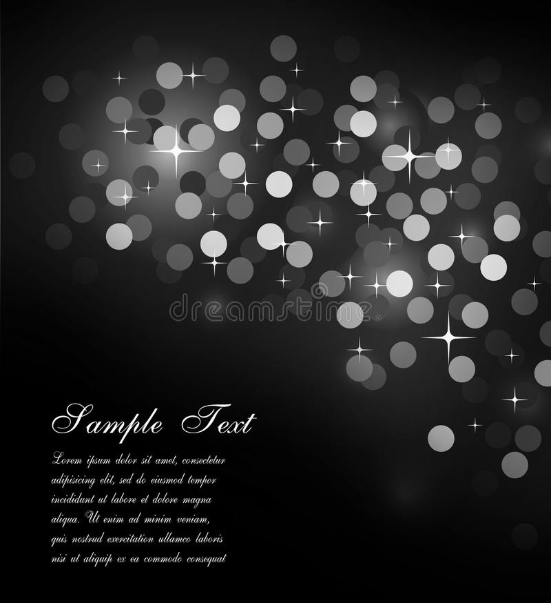 Download Glitter Abstrat Lights For Flyers Background Stock Illustration - Illustration of glitter, disco: 12552502