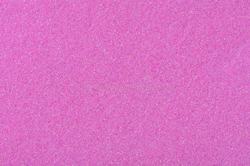 Glitter background, texture in beautiful pink tone for your new desktop. stock image