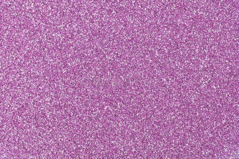 Glitter background in your admirable lilac tone as part of your creative work. High resolution photo royalty free stock photo