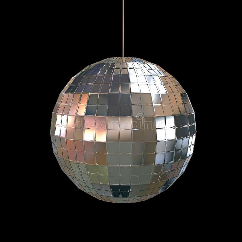 Download Glitter ball stock illustration. Image of shine, shiny - 27778607