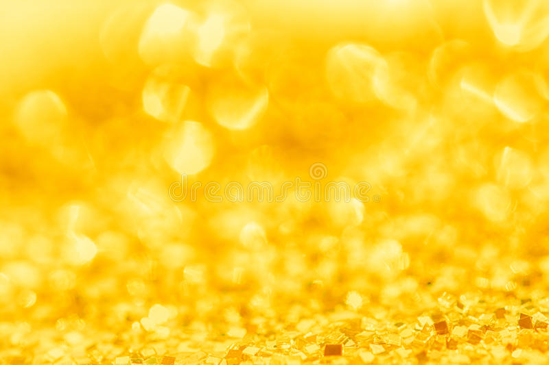 Glitter golden background royalty free stock photo