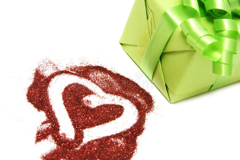 Download Glitter heart stock photo. Image of texture, united, romantic - 13056066