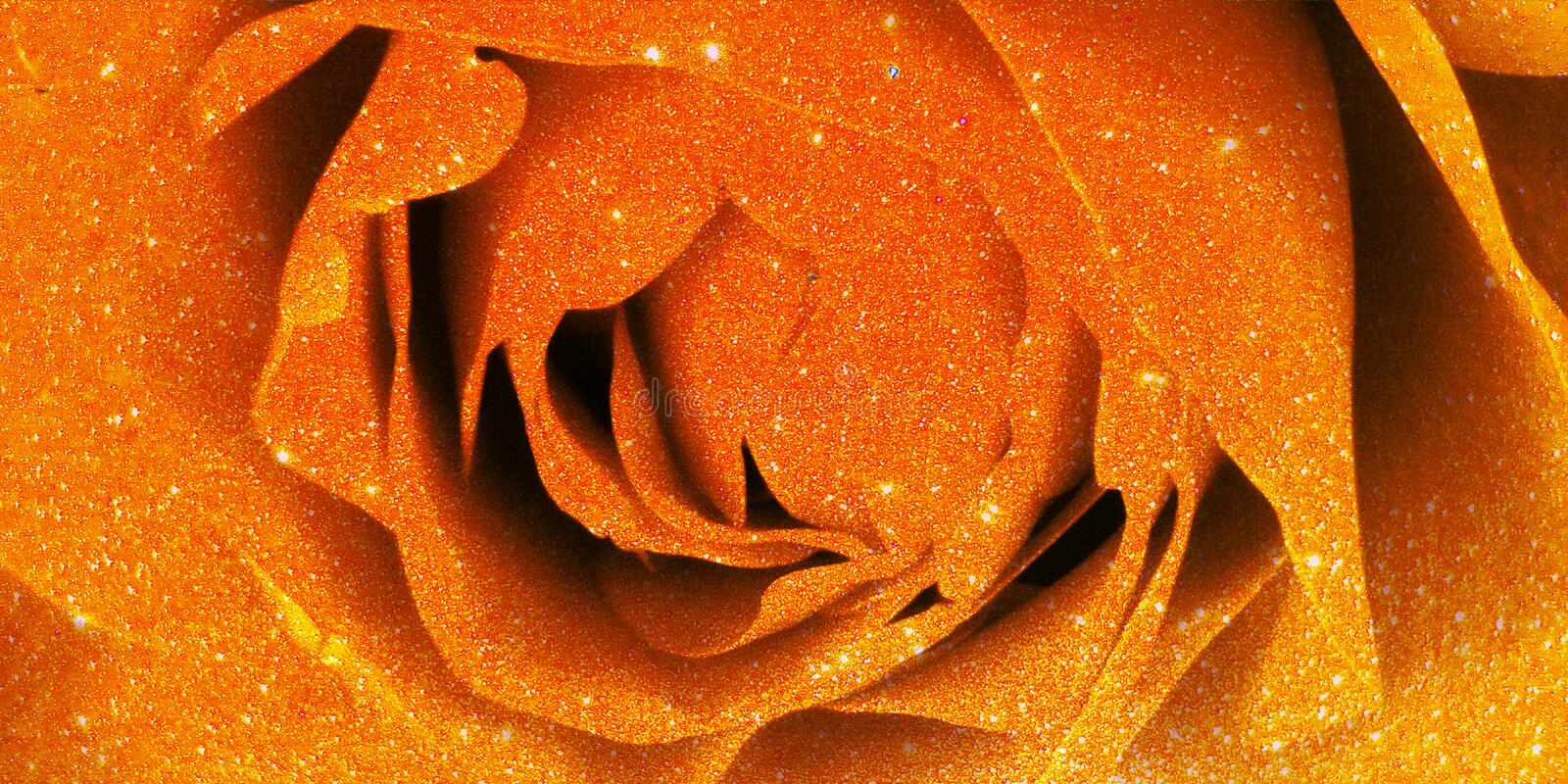 Glitter with rose shaded textured background. Shaded glitter texture abstract background royalty free stock photography