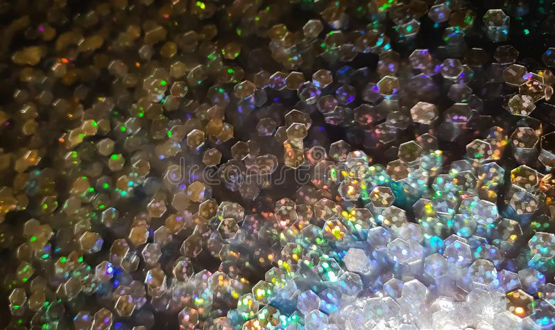 Glitter sequin coloful luxury background royalty free stock images