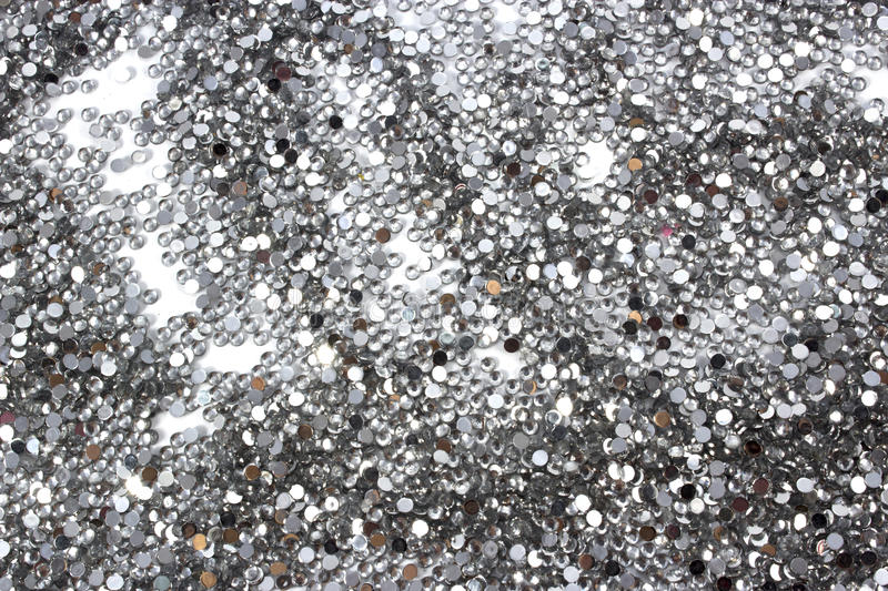 Glitter silver background. Abstract background royalty free stock images