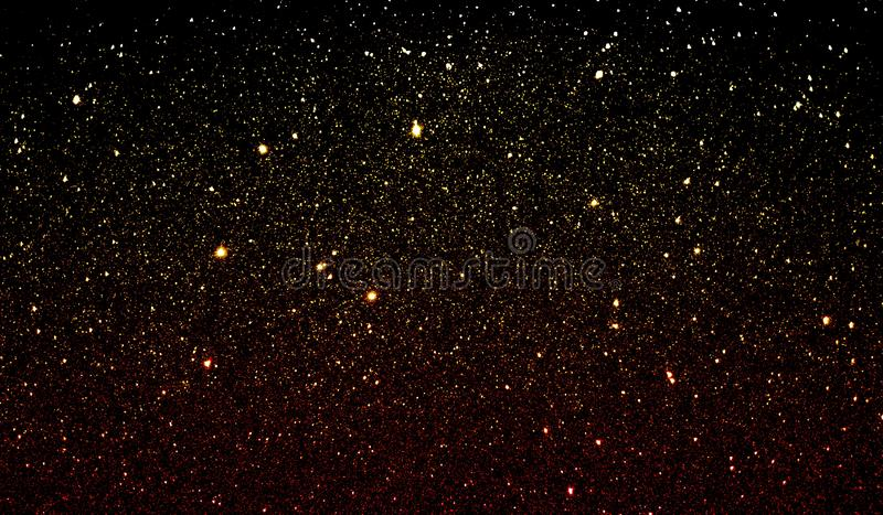 Glitter textured red and black shaded background wallpaper. royalty free stock image