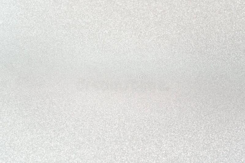 Glitter white background royalty free stock image