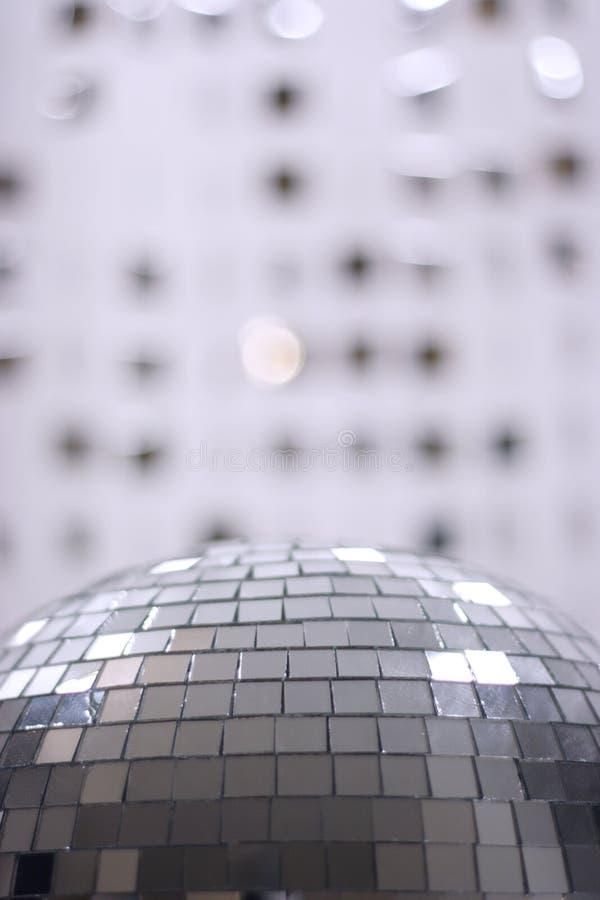 Glitterball royalty-vrije stock foto