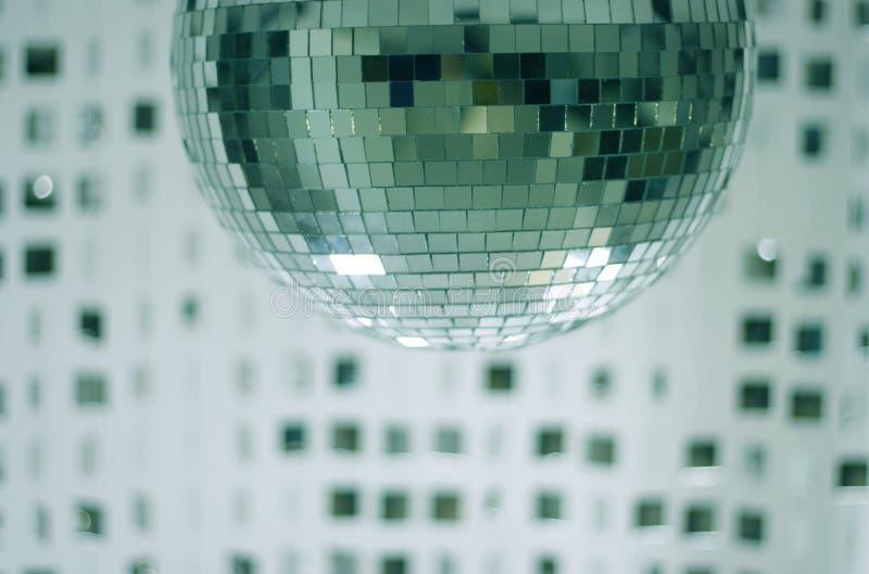 Glitterball stock afbeelding