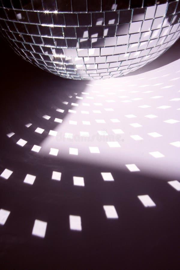 Glitterball fotografie stock libere da diritti
