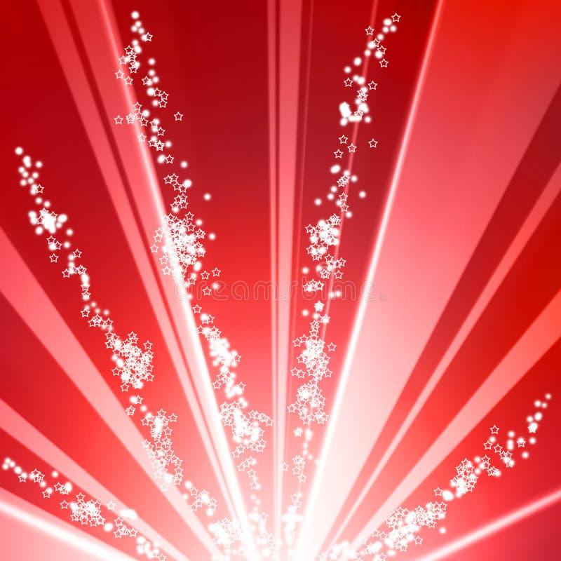 Download Glittering burst stock illustration. Illustration of abstract - 11634200