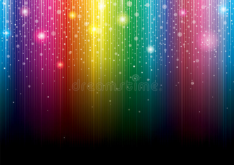 Glittering Colorful Background royalty free stock photos