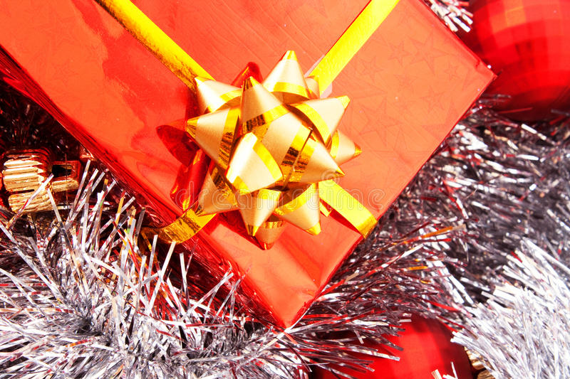 Download Glittering present stock photo. Image of glittering, baubles - 11533908