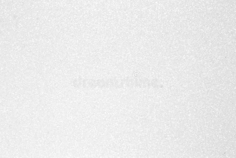 Glittery предпосылка абсолютного белого цвета но с много glitte стоковые изображения rf