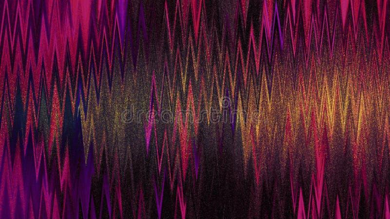 Glittery ходы щетки абстрактная предпосылка Текстура современного искусства Толстая бумага краски для творческих взглядов, тем, п стоковое фото