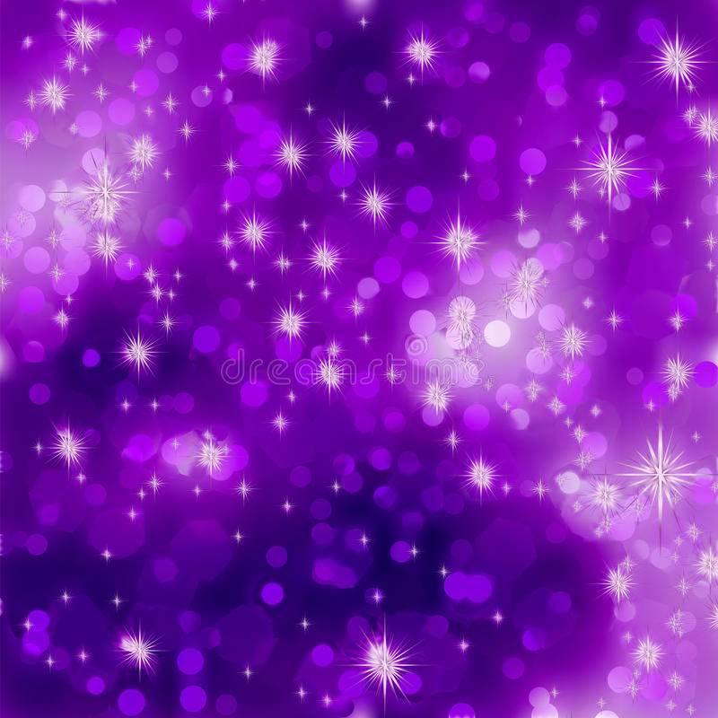 Download Glittery Purple Christmas Background. EPS 8 Stock Vector - Image: 22370406