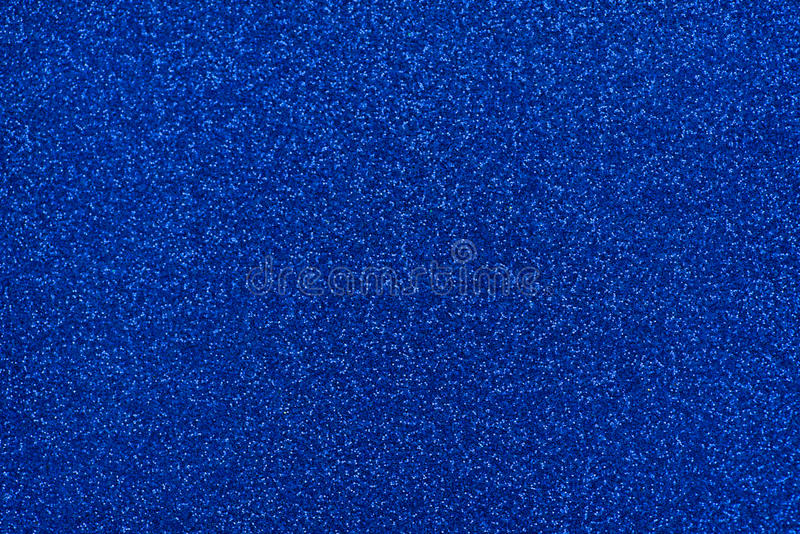 Glittery texture. Blue glitter paper. Glittery texture. Shining background. Blue glitter vector illustration