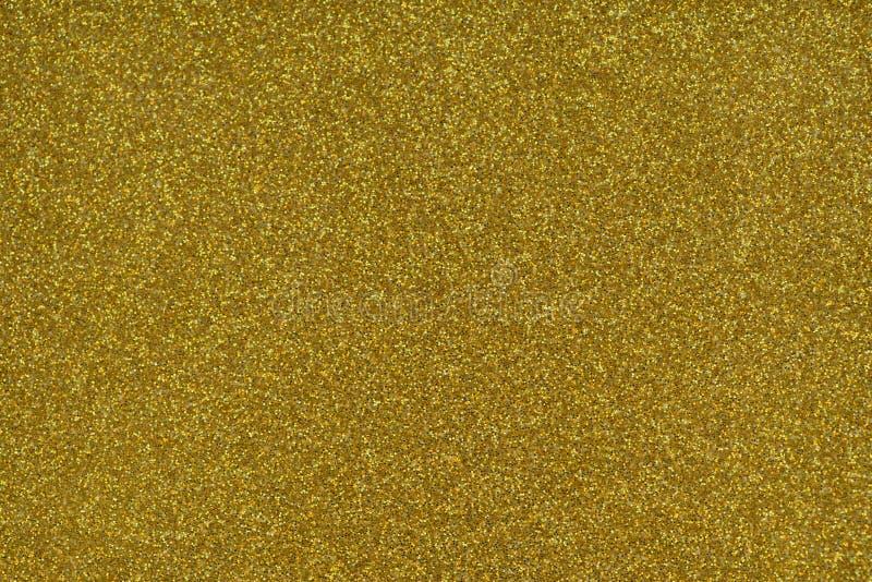 Glittery texture. Gold glitter paper. Glittery texture. Shining background. Gold glitter vector illustration