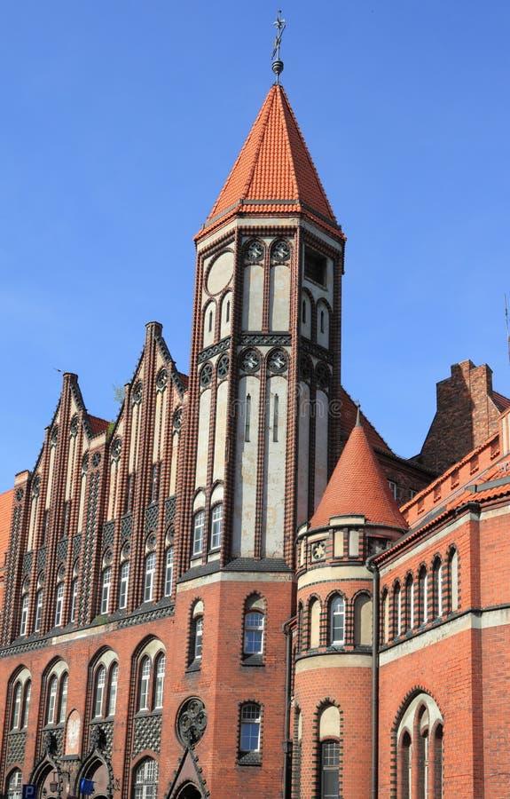 Gliwice, Polska. zdjęcie royalty free
