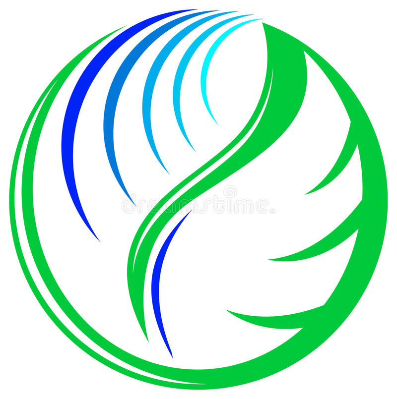 Glob verde libre illustration