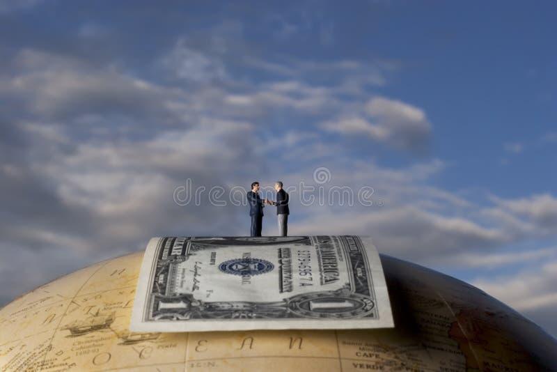 Download Global affär fotografering för bildbyråer. Bild av finansiellt - 509813