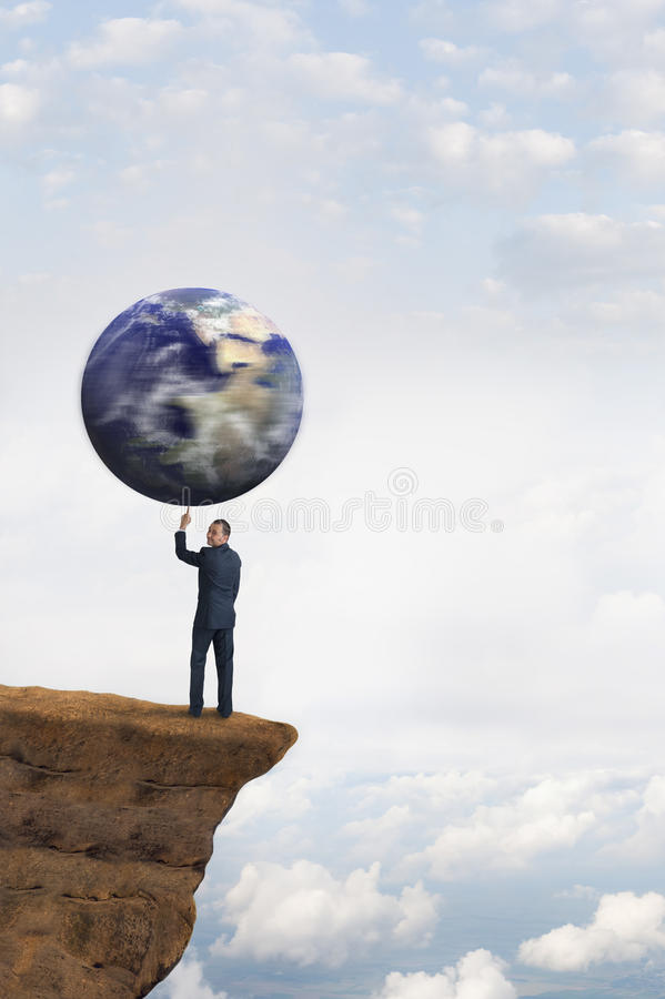 global affärsidé royaltyfria bilder