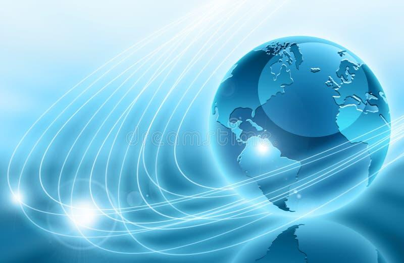 global bäst affärsidé stock illustrationer