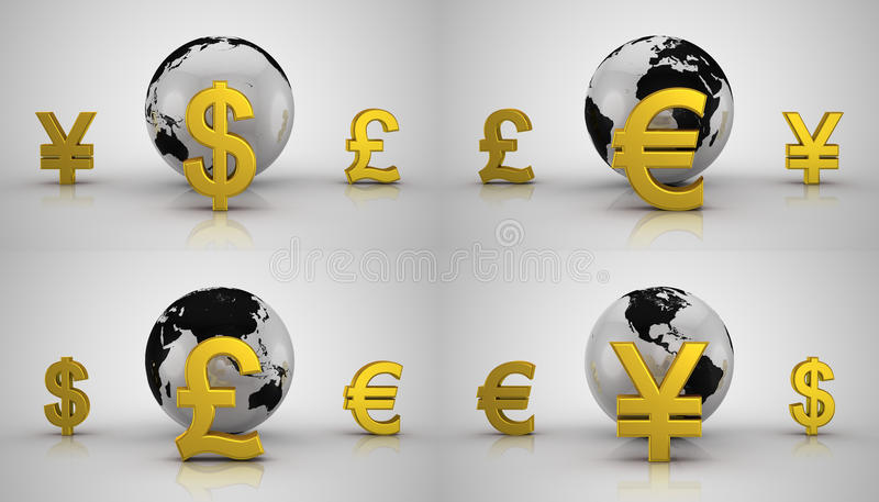 Download Global Business stock image. Image of earth, finance - 26610647