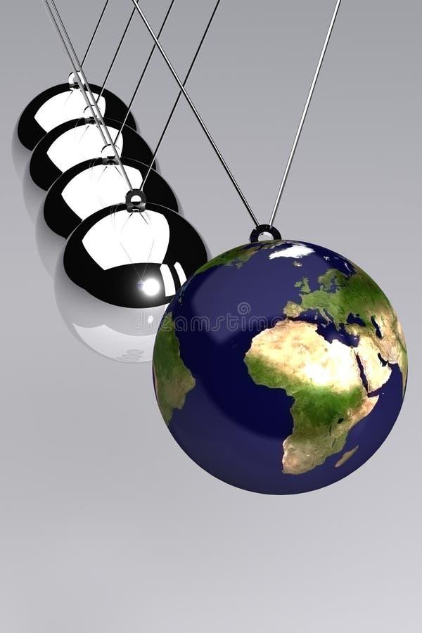 Global Business stock illustration
