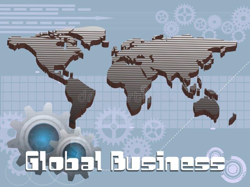 Global business stock vector illustration of cogwheels 40048252 download global business stock vector illustration of cogwheels 40048252 gumiabroncs Images
