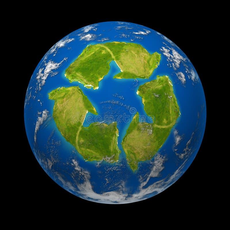 Global Change Stock Photography