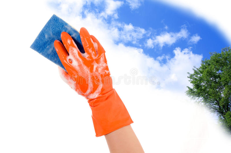 Download Global clean stock photo. Image of body, cloud, fingers - 23201024