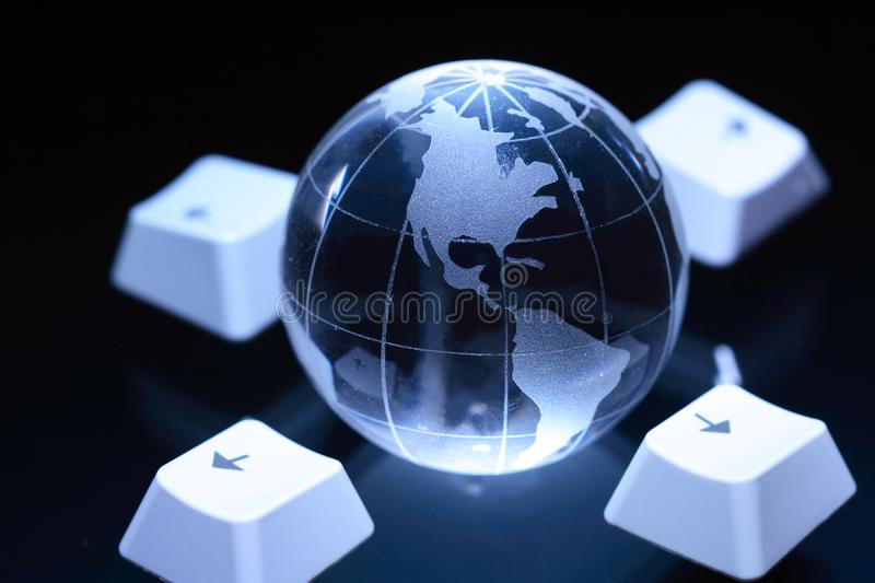 Global Communication Free Stock Images