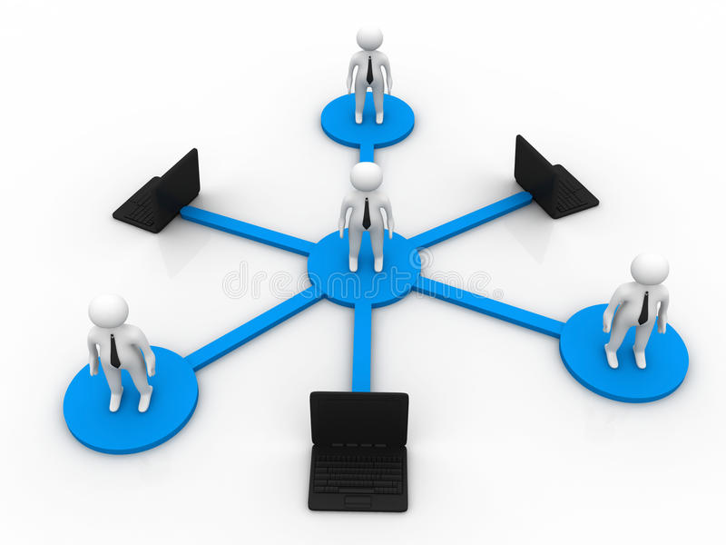 Download Global Computer Network Stock Photography - Image: 34313452