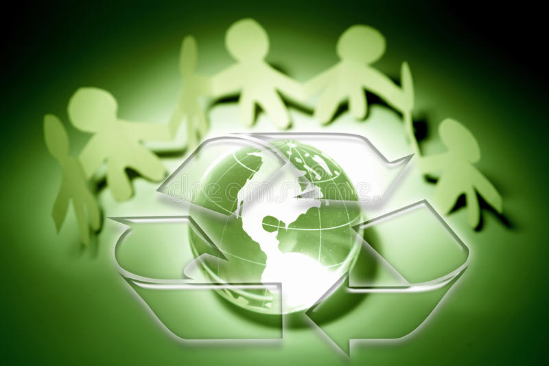 Download Global conservation stock illustration. Image of recycle - 11713512