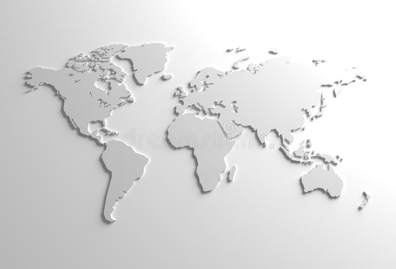 download global 3d map illustration stock illustration illustration of earth 71578995