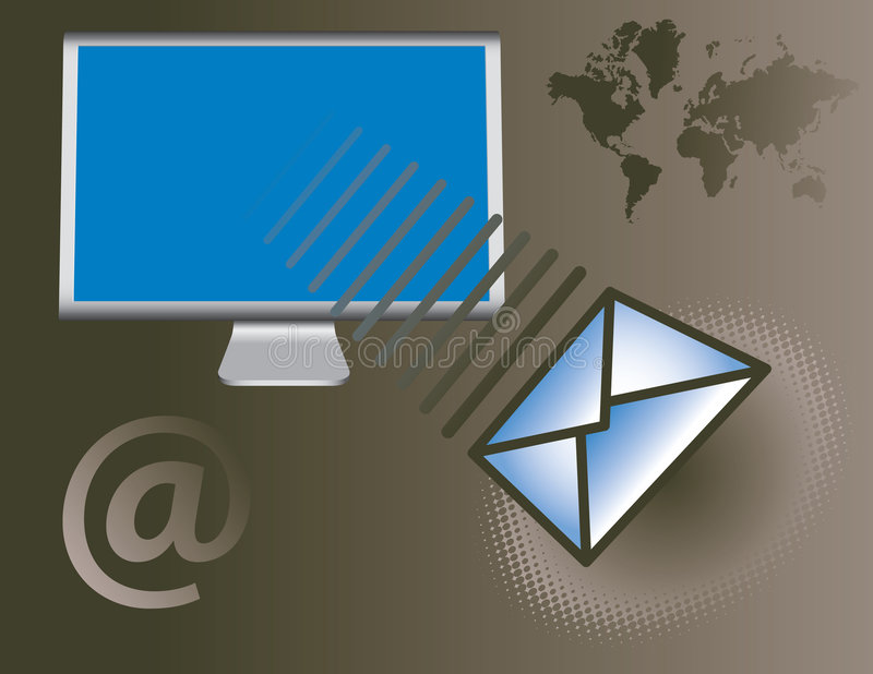 Download Global Email Service Stock Images - Image: 4795134