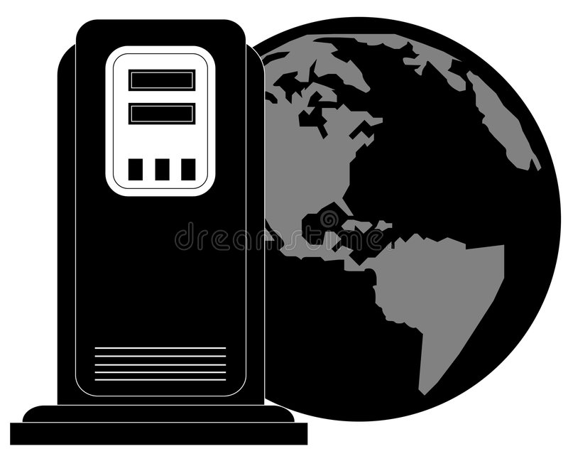 Global Fuel Crisis Royalty Free Stock Photography