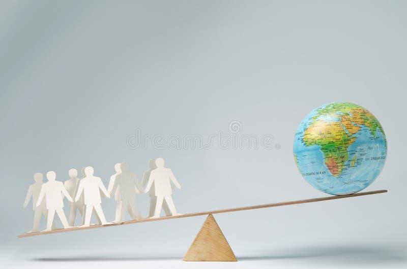 global gemenskap royaltyfria foton