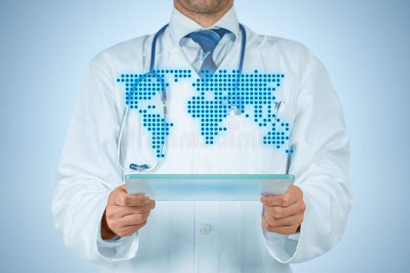 Global healthcare stock photos