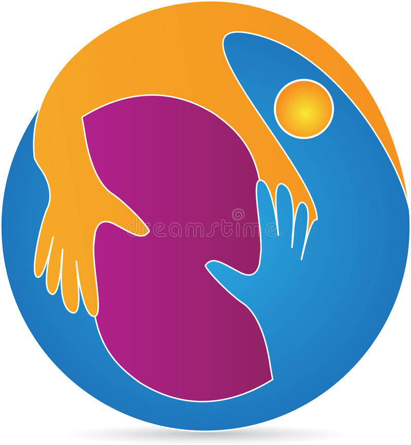 Download Global help stock vector. Image of holding, earth, friendship - 31207882