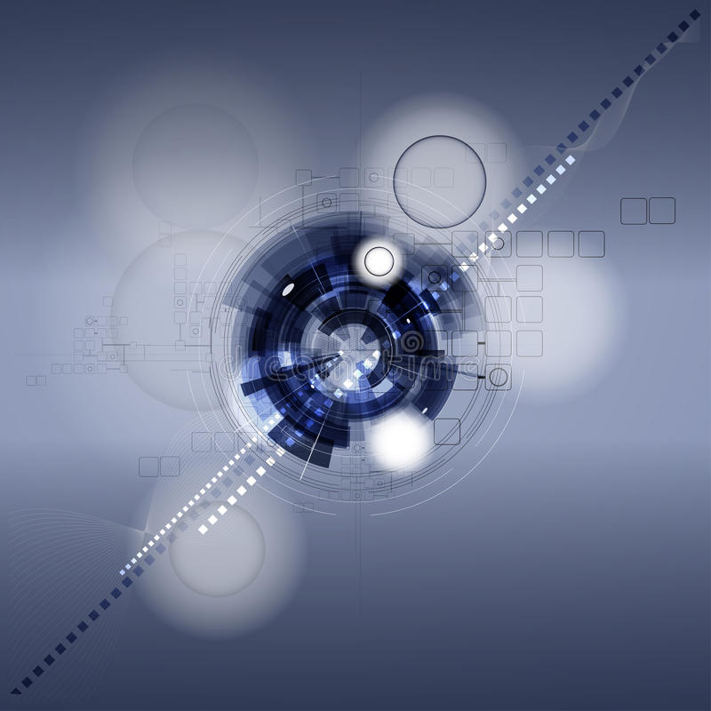 Download Global Infinity Computer  Technology Concept Business Background Stock Illustration - Image: 33350484