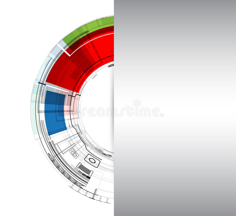 Download Global Infinity Computer  Technology Concept Business Background Stock Illustration - Image: 39535565