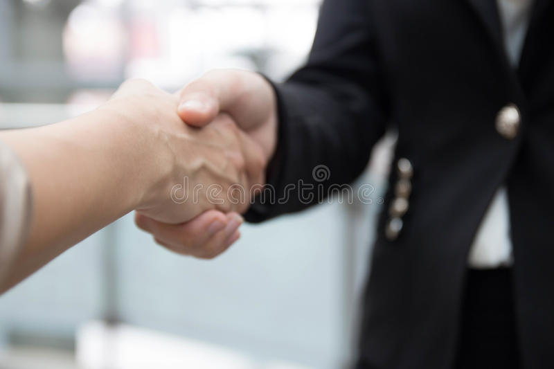 Global International Business meeting in Asia royalty free stock photography
